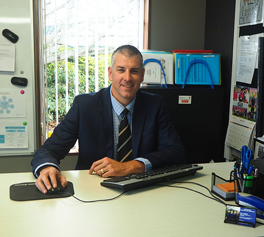 Mike Newell - Principal of Northern Southland College